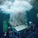 Le scene sott'acqua dei film girati agli storici Pinewood Studios di Londra