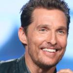 Matthew McConaughey beccato sul set del nuovo film (FOTO)