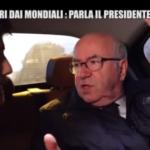 Le Iene, il video dell'intervista esclusiva a Tavecchio