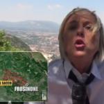 """Video Le Iene, Nadia Toffa nella """"Valle dei Veleni"""""""