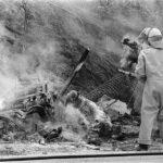 Le immagini orribili di quanto era pericolosa la Formula Uno in passato