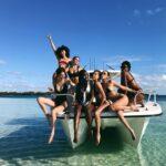 Kendall Jenner, Hailey Baldwin e Bella Hadid, relax in bikini alle Bahamas (FOTO)