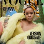 Rihanna protagonista del nuovo numero di Vogue (FOTO)