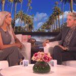 Kim Kardashian annuncia all'Ellen Show che avrà una bambina (VIDEO)