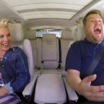 Pink protagonista della nuova puntata di 'Carpool Karaoke' (VIDEO)
