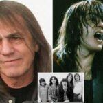 E' morto il fondare degli AC/DC's Malcolm Young