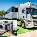 In vendita il camper extra lusso di Nico Rosberg, guarda che meraviglia!