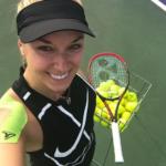 Sabine Katharina Lisicki, la tennista mostra un gran fisico in spiaggia (FOTO)