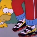 Le Nike viste nei Simpson ora sono realtà