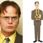 """Se i personaggi della serie """"The Office"""" fosse un cartone animato"""