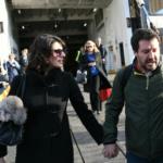 Matteo Salvini ed Elisa Isoardi, ecco come hanno passato la pasqua (FOTO)