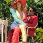 Beyonce e Jay-Z sul set del nuovo videoclip in Jamaica (FOTO)