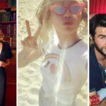 16 foto svelano com'è cambiata Miley Cyrus negli ultimi tempi