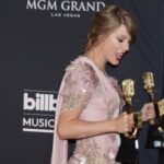 Taylos Swift, spacco vertiginoso ai Billboard Music Award (FOTO)