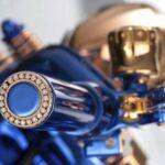 L'Harley-Davidson tempestata di diamanti costa quasi 2 milioni di euro (FOTO)