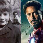 15 foto degli attori di Avengers da bambini, irriconoscibili!