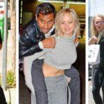 14 strane reazioni delle star agli scatti dei paparazzi