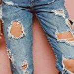 Gli effetti devastanti dei jeans strappati d'estate (FOTO)