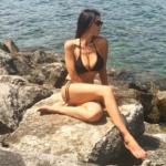 Cecilia Capriotti stuzzica i fan, le nuove foto sui social