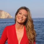 Tessa Gelisio, la presentatrice in bikini: voto 10 e lode