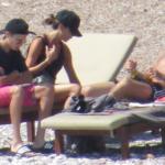 David e Victoria Beckham in vacanza a Montenegro (FOTO)