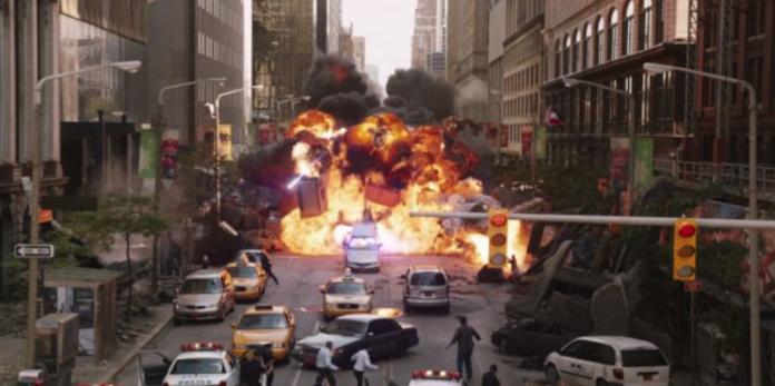 film marvel a new york