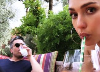 Jessica Alba festeggia il suo 38esimo compleanno in Marocco
