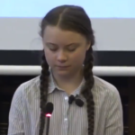 Greta Thunberg parla al Senato italiano (VIDEO)