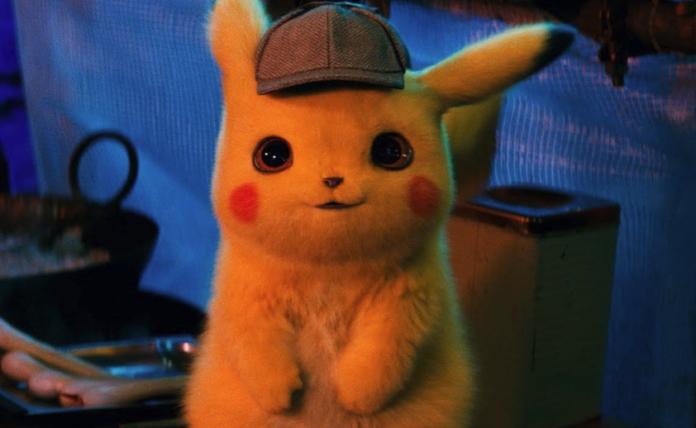 quattro spot inediti di Pokémon – Detective Pikachu