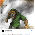 La catastrofe di Notre Dame attraverso gli occhi degli illustratori