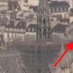 Notre Dame, video inedito svela la presenza di una persona sui tetti