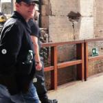 Ricky Martin a passeggio nel colosseo (FOTO)