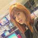 Francesca Baraghini, 6 belle foto della giornalista dai capelli rossi