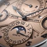 Questo Patek PhilippeGrandmaster è l'orologio più costoso al mondo