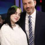 Billie Eilish bella e simpatica al Jimmy Kimmel Live Show (FOTO+VIDEO)