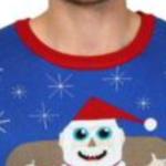 Web in rivolta per il maglione con Babbo Natale drogato, in vendita su Walmart