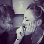 Kaley Cuoco, il marito pubblica foto buffe dell'attrice mentre dorme
