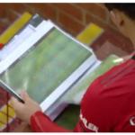 Gaffe del Manchester United, mostrano a tutti gli schemi segreti (VIDEO)