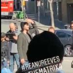The Matrix 4, trapelano i primi video di Keanu Reeves sul set nei panni di Neo