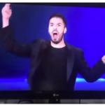 La fuga di Bugo nella lingua dei segni è da non perdere (VIDEO)