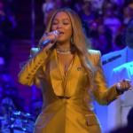 Beyonce canta al tributo per Kobie Briant (VIDEO)