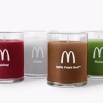 McDonald's annuncia le candele profumate agli hamburger
