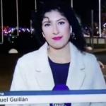Reporter viene interrotta dal vivo da un uomo che cerca di baciarla (VIDEO)