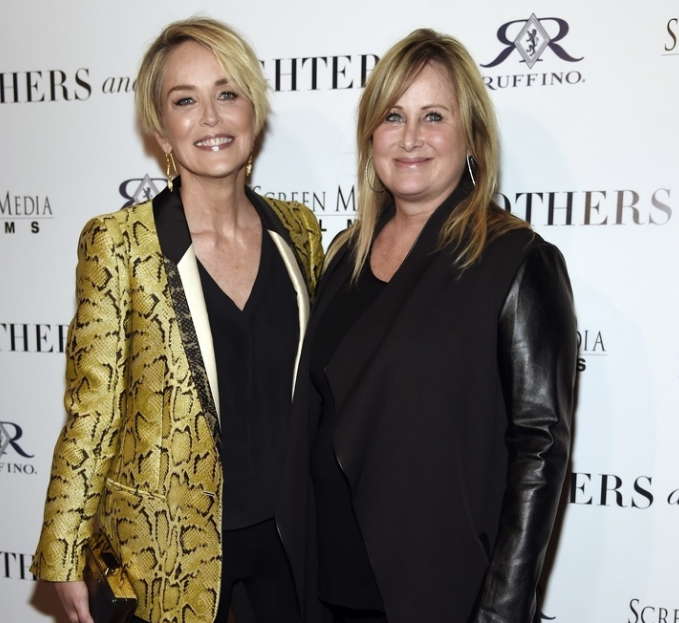 Kelly, la sorella di Sharon Stone