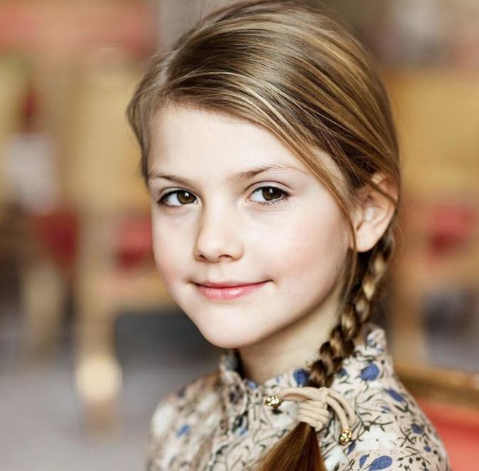 Principessa Estelle, Svezia