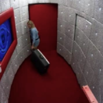 Grande Fratello Vip, Flavia Vento scappa dalla casa (VIDEO)