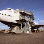 Questo non è un aereo ma un ostello con 27 camere e una suite (FOTO)