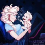 Se le principesse Disney fossero incinta? Eccole in versione neo-mamma (FOTO)