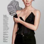 Una Jessica Biel di gran classe sulle pagine di Marie Claire (FOTO)