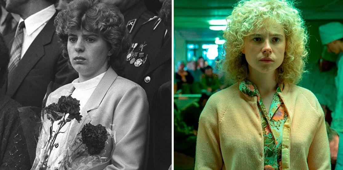 Chernobyl: il confronto tra gli attori e i personaggi reali del disastro